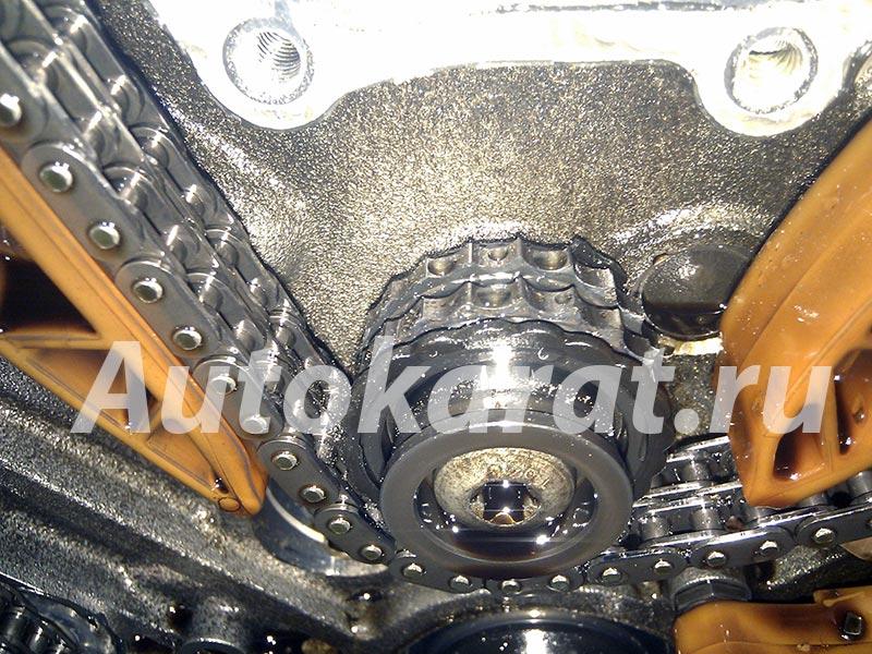 ml натяжителя mercedes цепи по замене 400 мануал