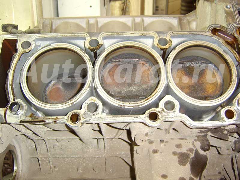 Двигатель 605 Мерседес Ремонт Инструкция