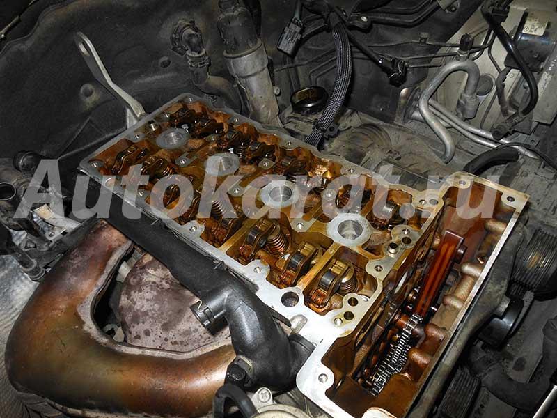 сколько стоит ремонт дизельного двигателя мерседес