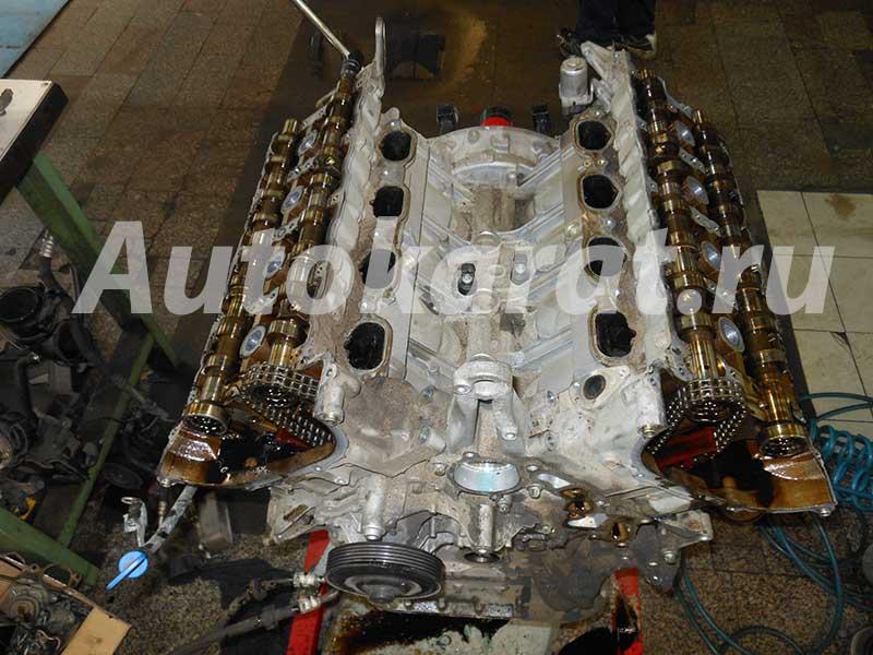 неисправности двигателя ремонт mercedes