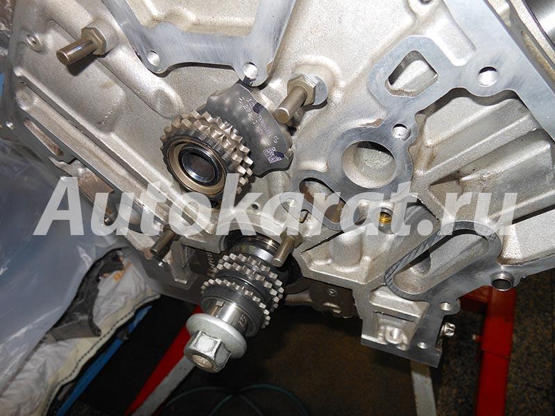 двигатель на мерседес cls м272