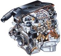 Двигатель М111 Е20   Ремонт, проблемы, масло
