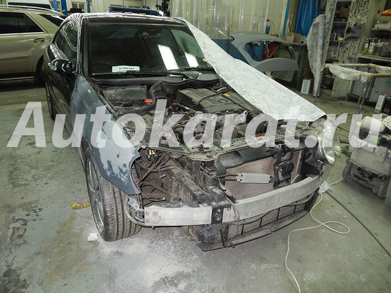 кузовной ремонт мерседес w212